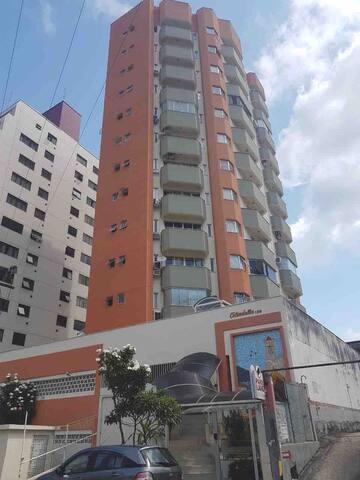 Apartamento lindo Centro de Floripa
