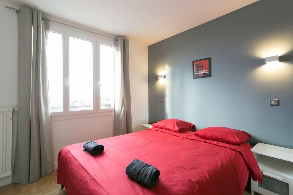 Chambre confort maison des examens apartments for rent for Arcueil hotel maison des examens