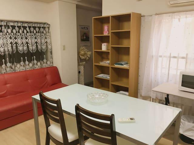 Nan Family Apartment 301 in Sugamo☕️