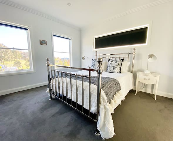 Master bedroom bliss with ensuite