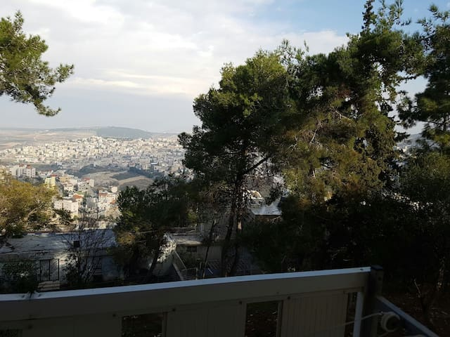 Appartment in Nazareth with 3 rooms - Nazareth Iliit - Apartemen