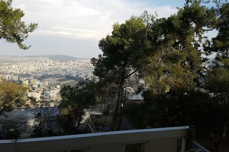 Appartment in Nazareth with 3 rooms - Nazareth Iliit - Apartamento