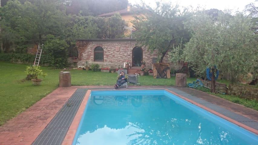 Un Sogno: Orangerie con piscina - Firenze - Loft