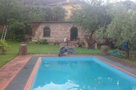 Un Sogno: Orangerie con piscina - Florencia - Loft