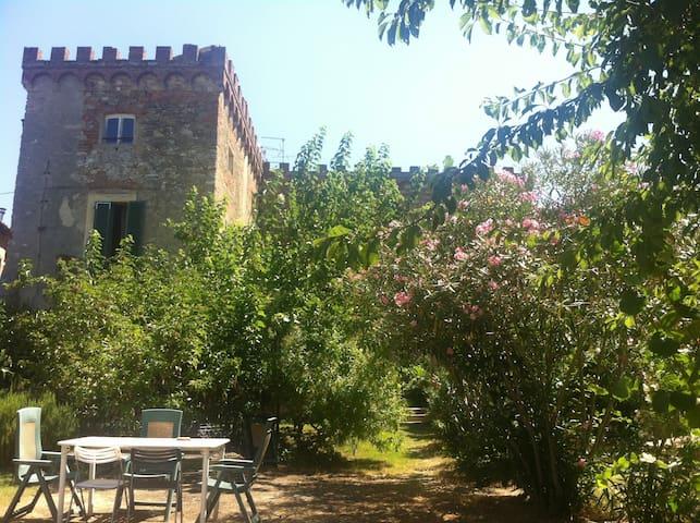 Loft nell'antica fortezza - Casciana Alta - Lägenhet