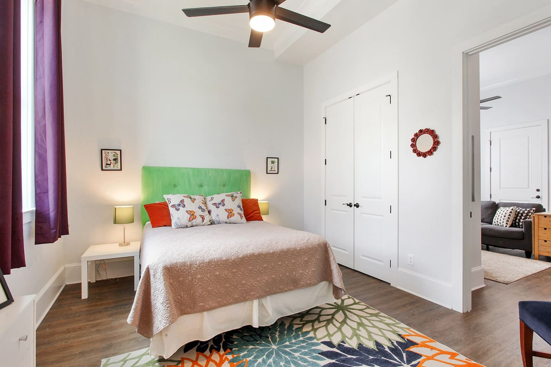 New Quiet 1 Bedroom Private Condo #C  Sunset Point