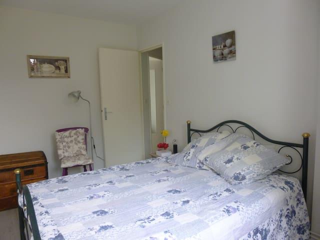 Jolie chambre cosy à Saumur