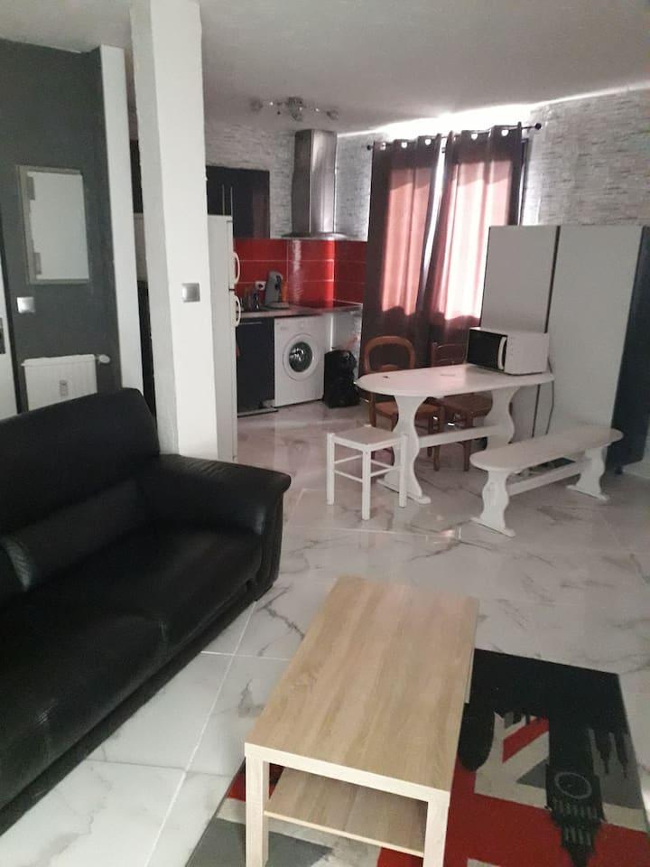 Appartement centre de Limoges. Accès A20 rapide