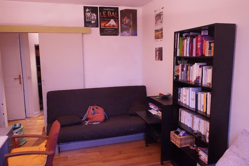 Grande chambre (vue 2)