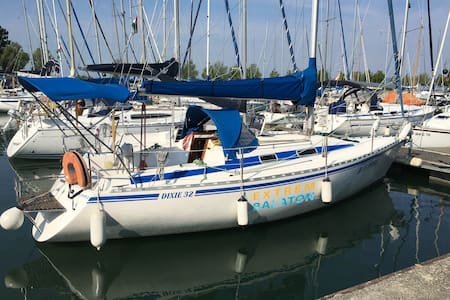 One Day Dream Sailing Program at Lake Balaton - Balatonfüred - Boot