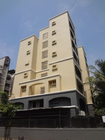 Service apartments in Mira road