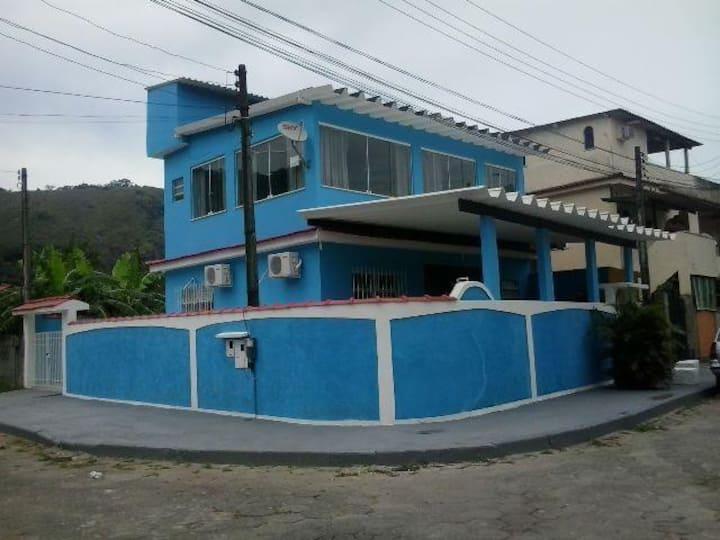 Praia do Saco - Mangaratiba - Casa quadra da praia