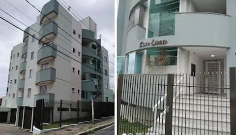 Apartamento - perto da UEPG - com garagem
