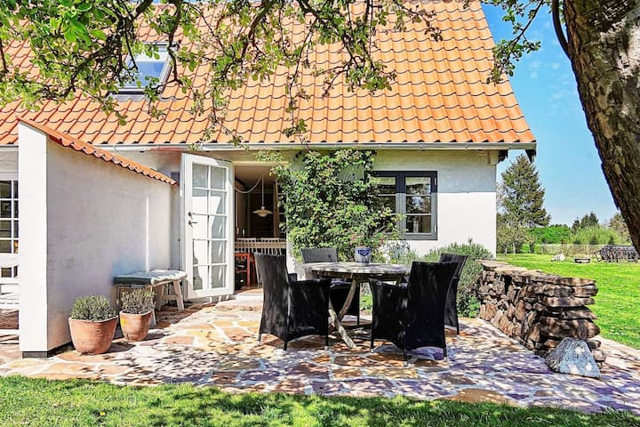 Exquisite Holiday Home in Bornholm with Barbecue
