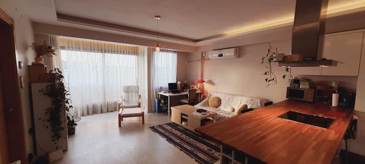 Studio Flat Close to Seaside in Karsiyaka