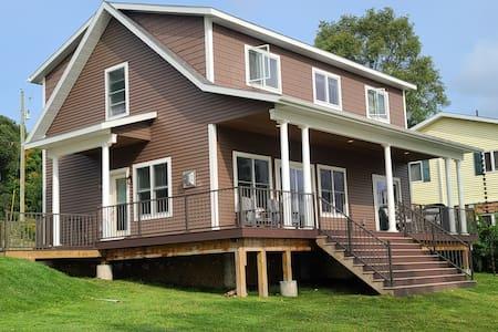 Brand New Lake House