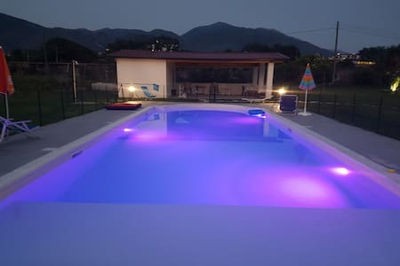 Limoncello, Cosy house surrounded by fields 110 mq