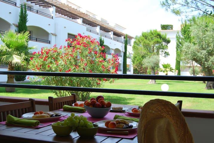 Appartement Niolo côté jardin - San-Nicolao - Departamento