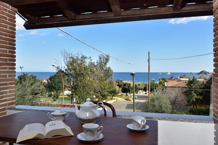 Appartamento Ogliastra - Vista Mare
