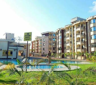 BLUE NILE 9 - SUNSET HOLIDAY APARTMENTS, MOMBASA
