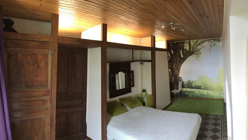 au Vert en Velay - 180 (studio-gite) - Chadrac - Apartment