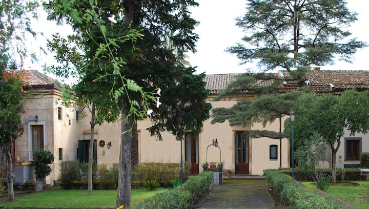 Bed & Breakfast Case Zuccaro in villa dell'800