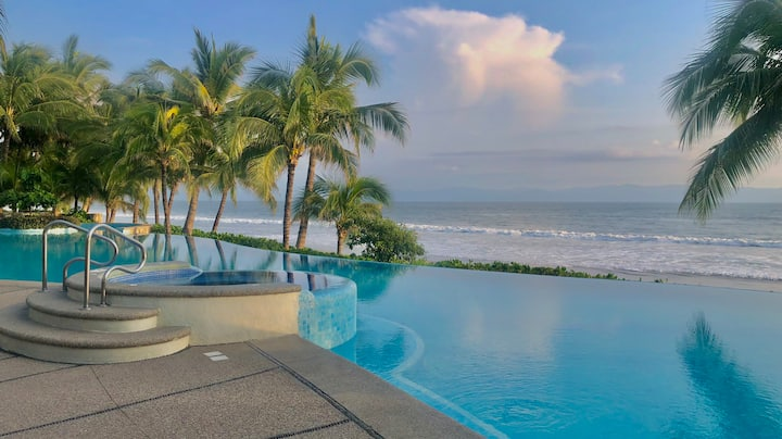 Hidden Gem @Punta Mita  3BR | 3BA | Lux Beachfront