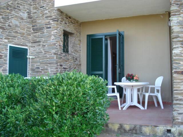 Appartamento in residence Stintino