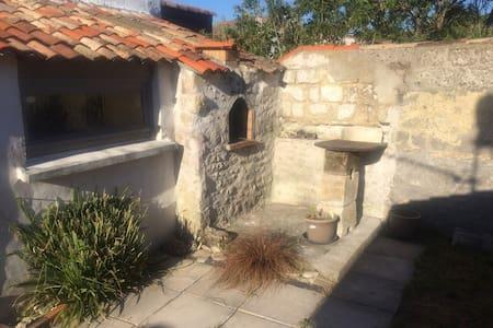 maison au calme avec jardin au pied d'Oléron - Bourcefranc-le-Chapus - Rumah