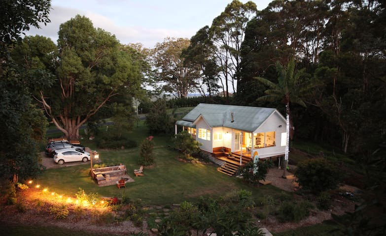 The Patch Cottage – a Byron Bay Hinterland Escape - Coopers Shoot - House