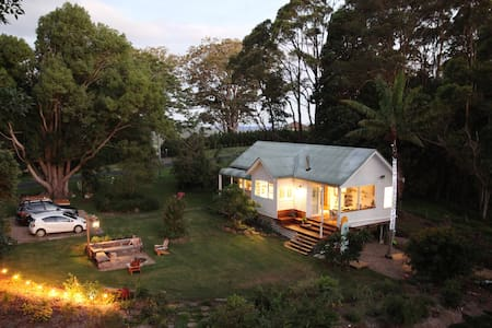 The Patch Cottage – A Coastal Hinterland Escape - Coopers Shoot - Rumah