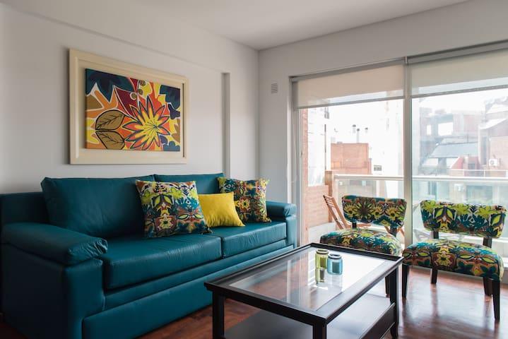 Nuevo ubicacion ideal 5 pax 2 dor d 385 departamentos for Sofa ideal cordoba