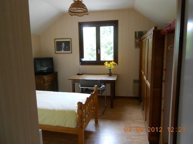 Chambre chez l'habitant - Lons-le-Saunier - Talo
