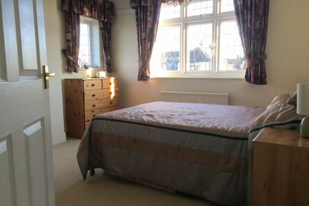 Seaside Accommodation in our Friendly Family Home - Southend-on-Sea