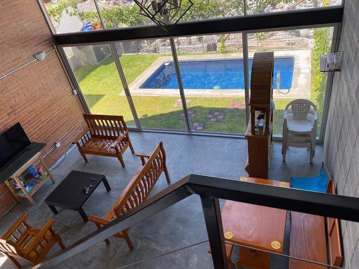 Casa de Descanso-Xochitepec