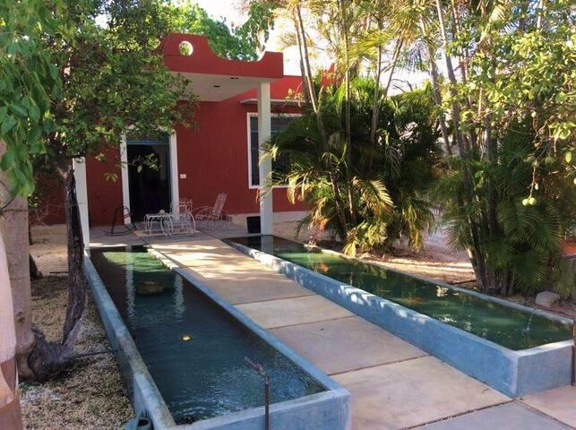 Habitación Privada KS en Casa Colonial - Centro.