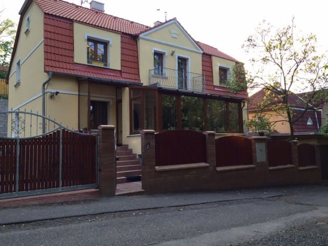Rodiny dům - Teplice - Hus