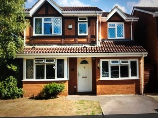 🇬🇧 DETACHED HOUSE WINDSOR/LONDON/HEATHROW🇬🇧