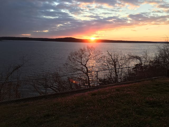 Best view on Truman Lake - Varsovia - Casa