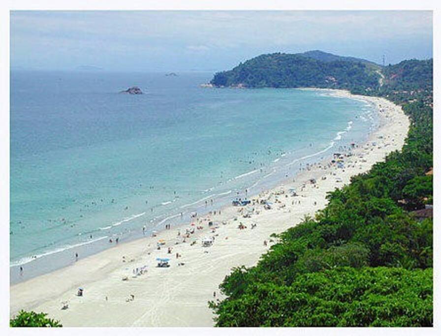 Praia de Juqueí- São Sebastião