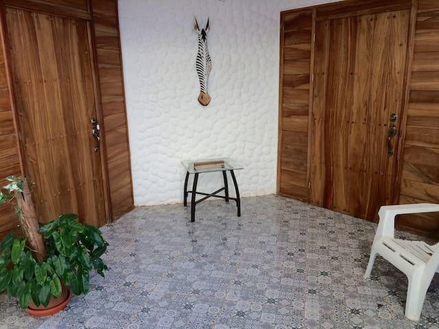 THE WHITE VILLA at Villas La Paz