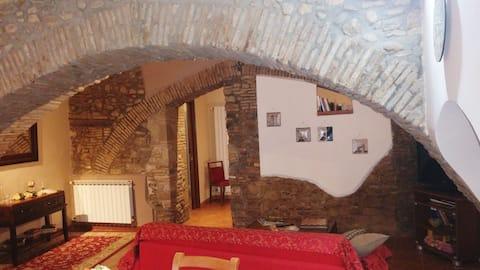 Delizioso intero appartamento al centro storico