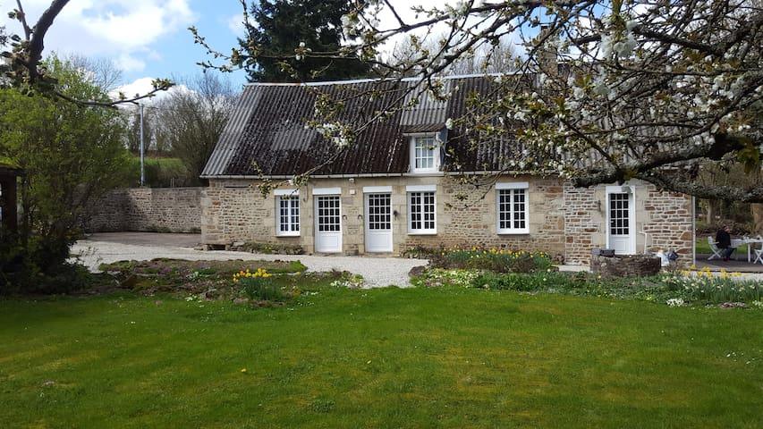 Maison de vacances au cœur du bocage Normand