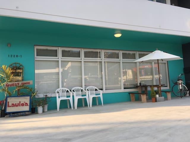 沖縄でゆっくり過ごす海辺 - Onna - Hus