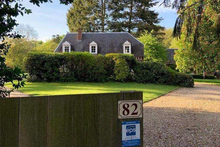 Ravissante maison indépendante à Beaumont en Auge