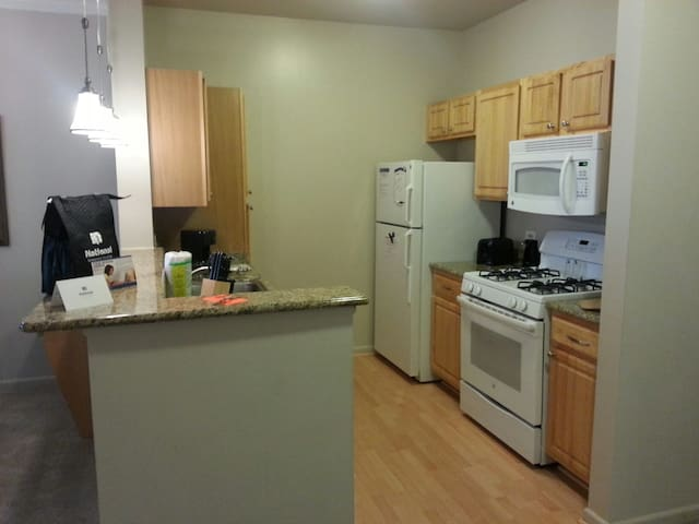 BEAUTY 1BR/1BA in Naperville - Naperville - Apartment