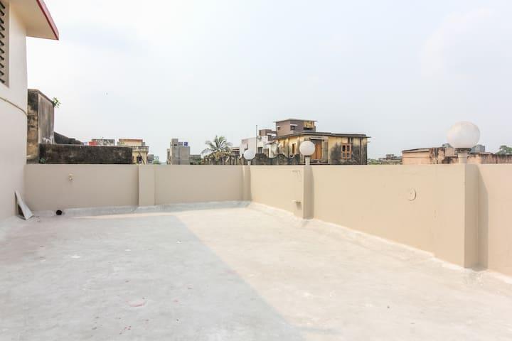 Adjoining Terrace