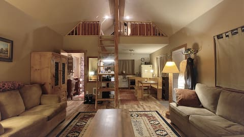 Cozy Cabin in a great Location