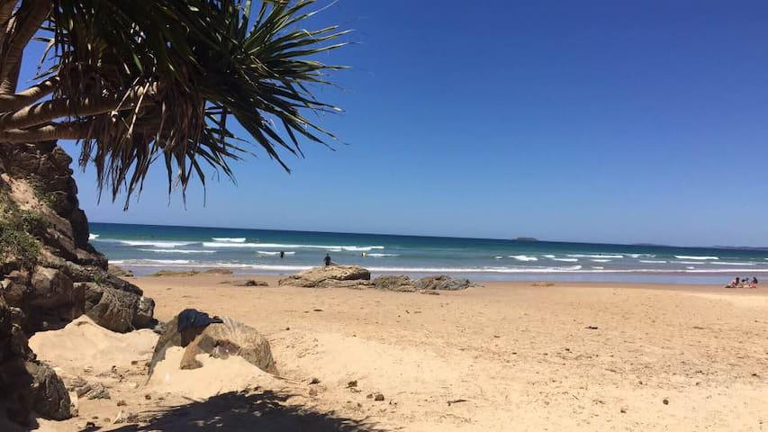 Surf Dreaming in Northern NSW - great holiday home - Emerald Beach - Talo
