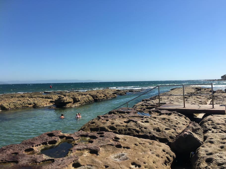 23/02/2017 Rockpool Best swim in Australia, or snorkell